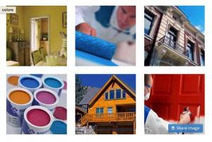 Vernici e pitture professionali per l'Edilizia