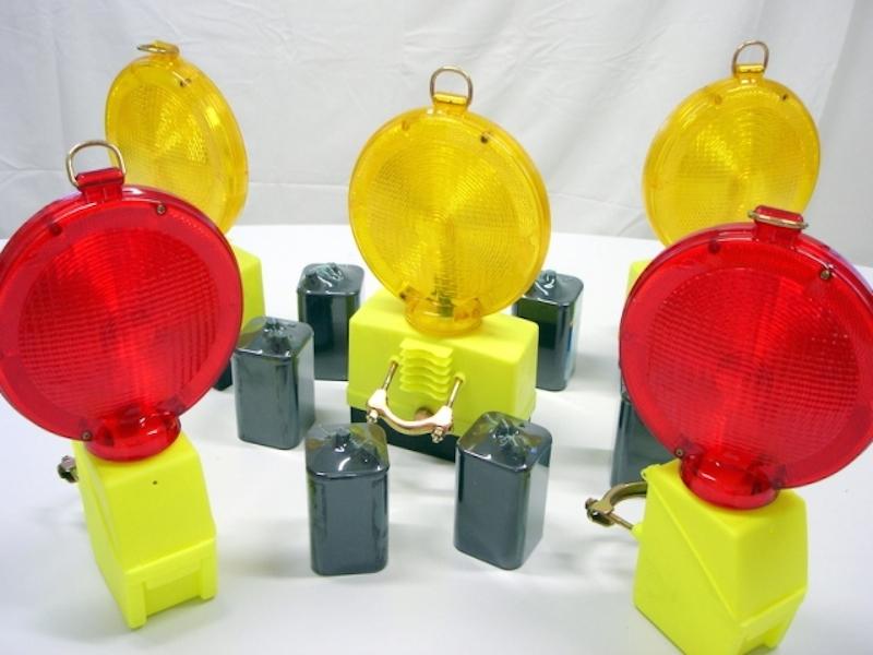 Lampada segnalazione stradale